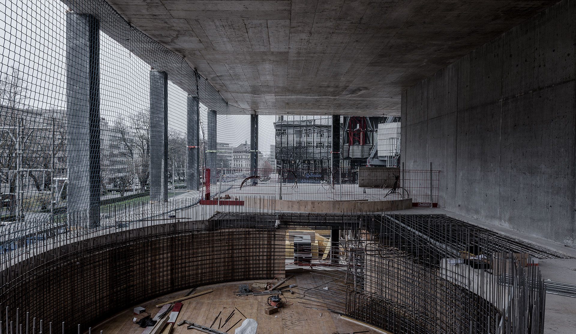 Mövenpick - Basel (CH), March 2018 - Opening 2020