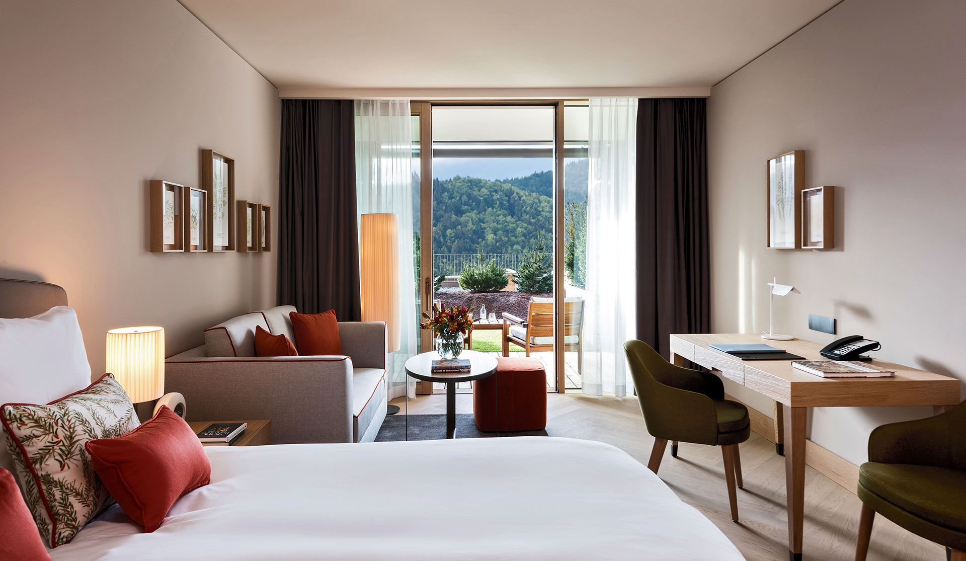 Waldhotel Health & Medical Excellence - Bürgenstock (CH)