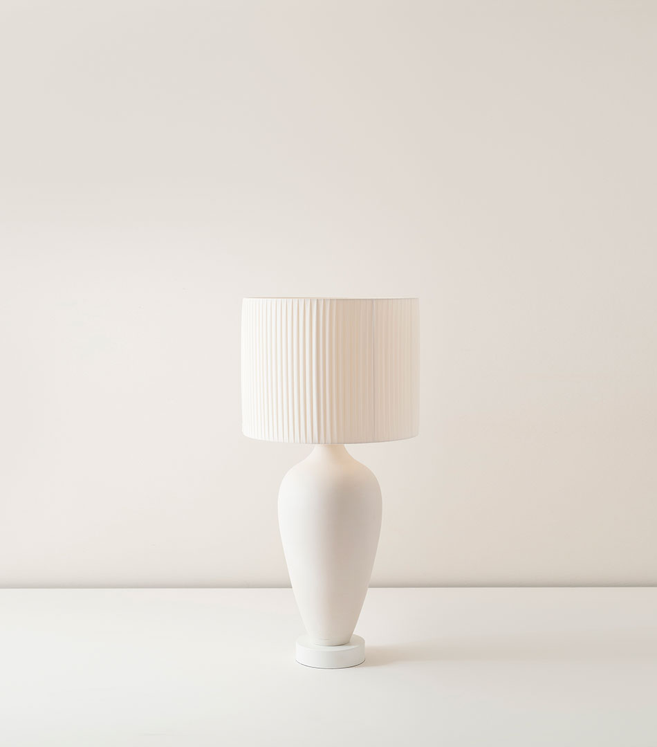 Bianca lamp Collection for Matteo Thun Atelier