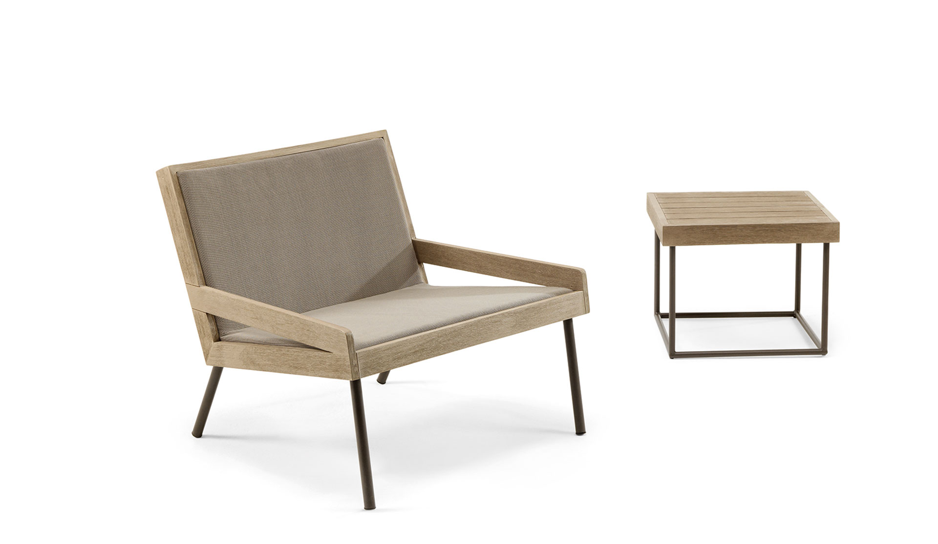 Allaperto, outdoor collection for Ethimo