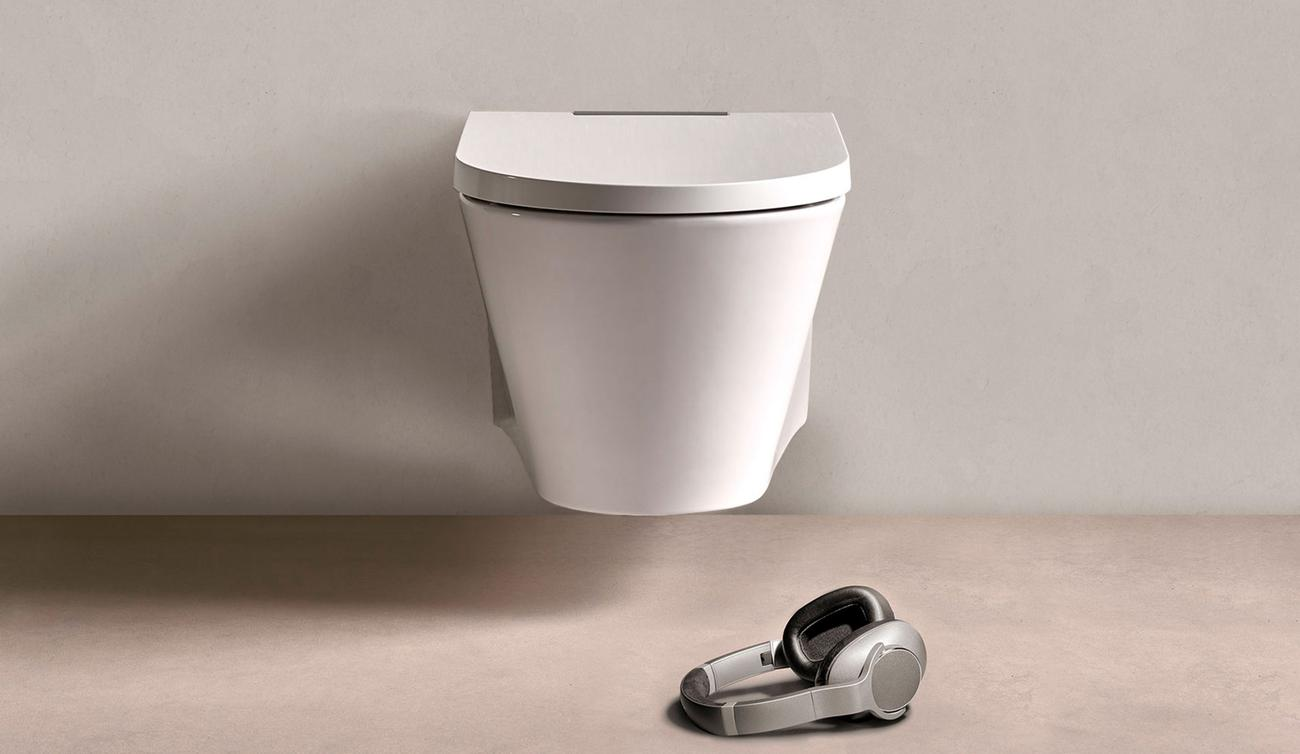 Axent One Shower WC, Design Matteo Thun and Antonio Rodriguez